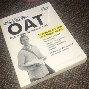 Cracking the OAT Book